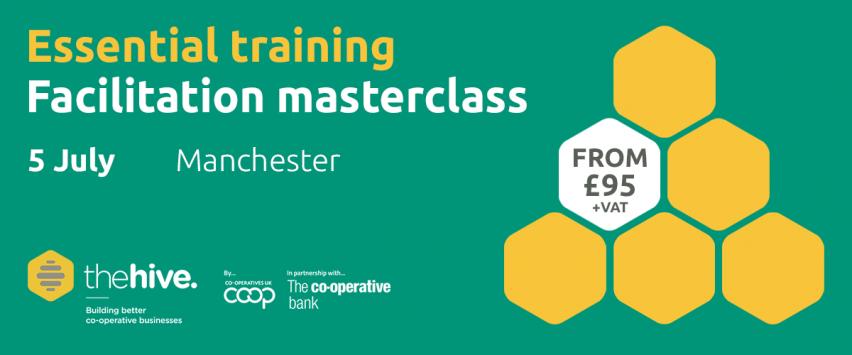 Facilitation Masterclass Manchester 1