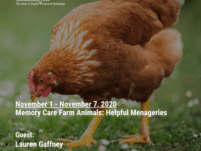 Memory Care Farm Animals: Helpful Menageries