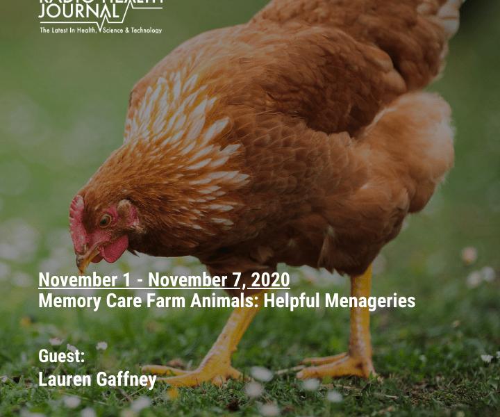 Memory Care Farm Animals: Helpful Menageries