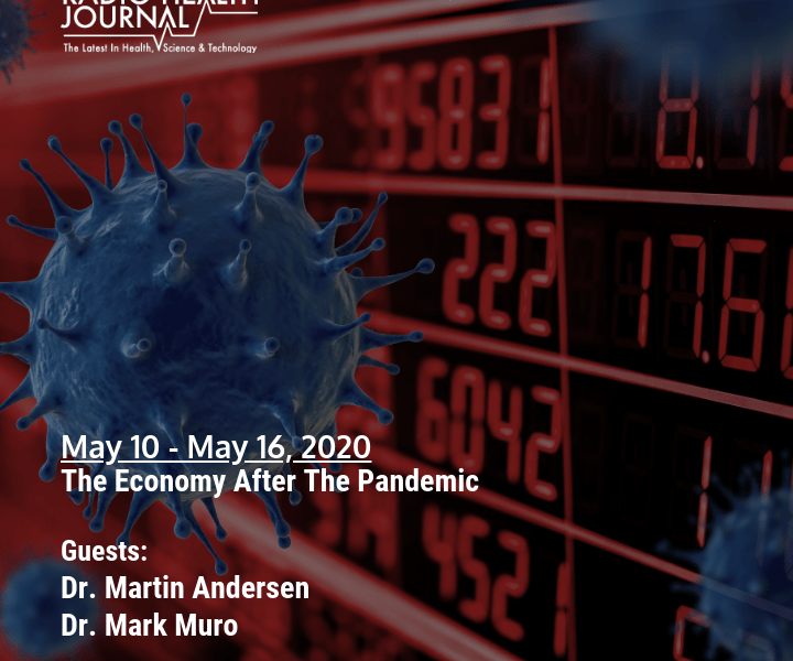 The Economy After the Pandemic