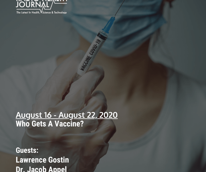 Who Gets a Vaccine?