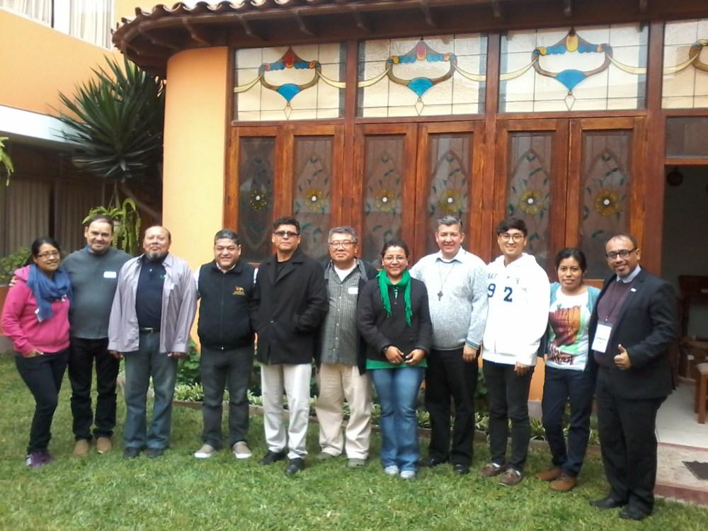 Misioneros de Guadalupe y Asociadas - Misión Perú (MG Perú)