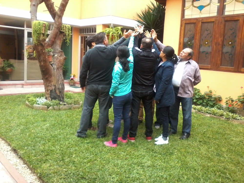MG Perú - Enfocando el Objetivo