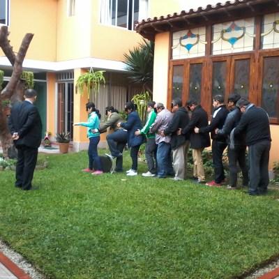 MG Perú -  Generando Confianza