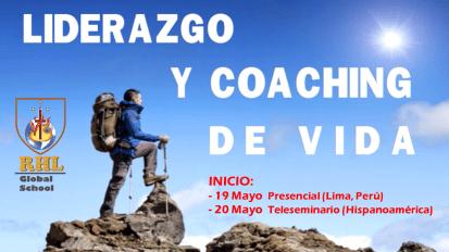 LIDERAZGO Y COACHING DE VIDA (19 y 20 de Mayo)