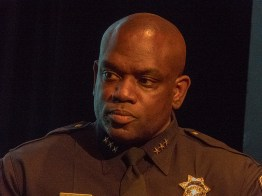 Assistant SF Police Chief Toney Chaplin