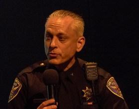 SF Police Commander David Lazar