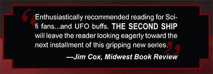 Midwest Book Review of The Second Ship