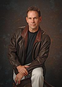 Author of the Rho Agenda sci-fi series