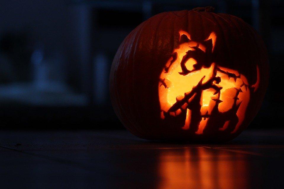 Halloween Rezept für Kekse Hund