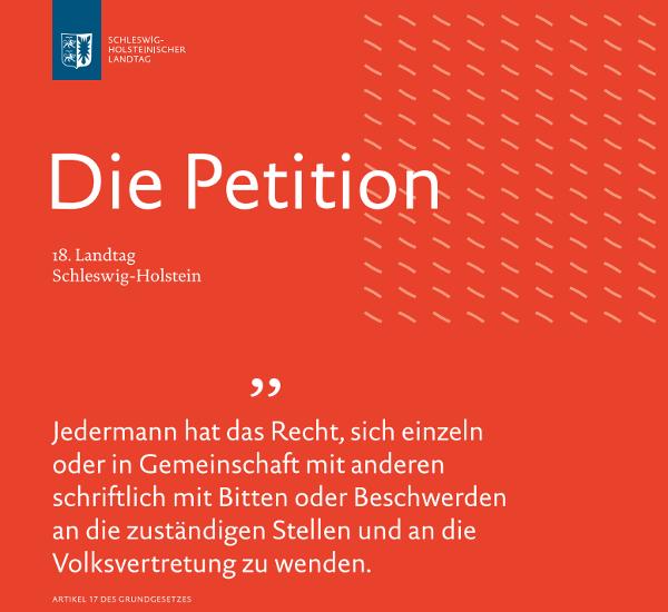 Was ist eine Petition