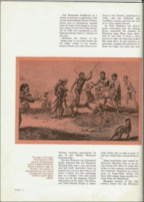 "AFRICA CALLS from Rhodesia""Famous 'LION DOGS' of Rhodesia"""