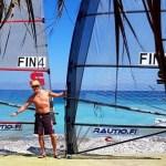 windsurf à rhodes