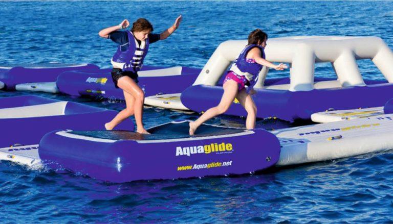 jeux aquatiques tsambika