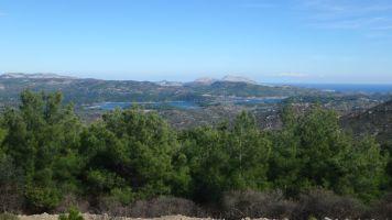 Panorama Lac de Gadouras