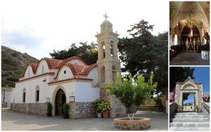 Monastère de Skiadi