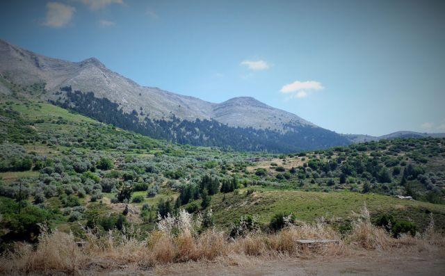 Mont Attaviros Rhodes