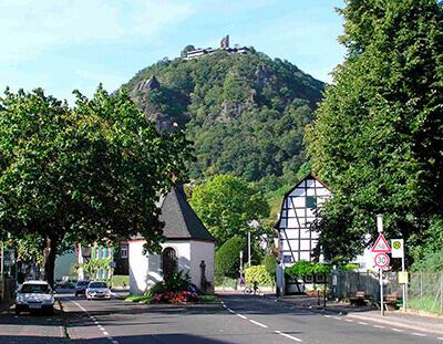 Rhöndorf heute