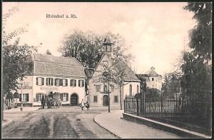 Gasthaus zur Alten Kapelle, Rhöndorf