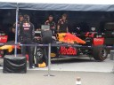 RB7 driven by David Coulthard at Ignition Festival of Motoring 2016.