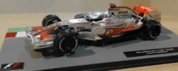 Lewis Hamilton's McLaren MP4/23 - 2008