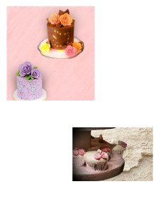 Mini Cakes - Cupcakes