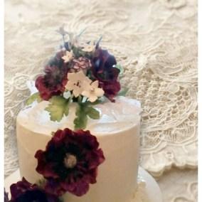 Sugar Flowers - Anemones