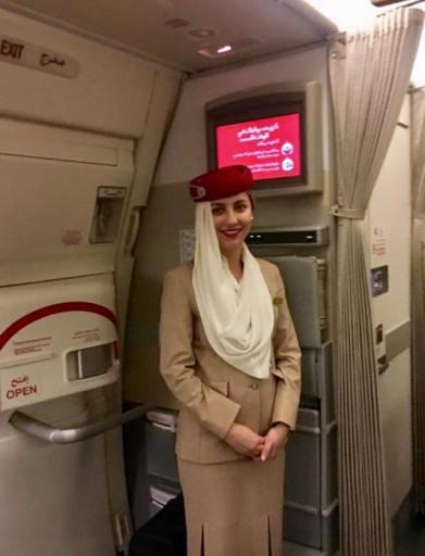 Flight Attendent