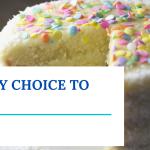 My Choice to Eat