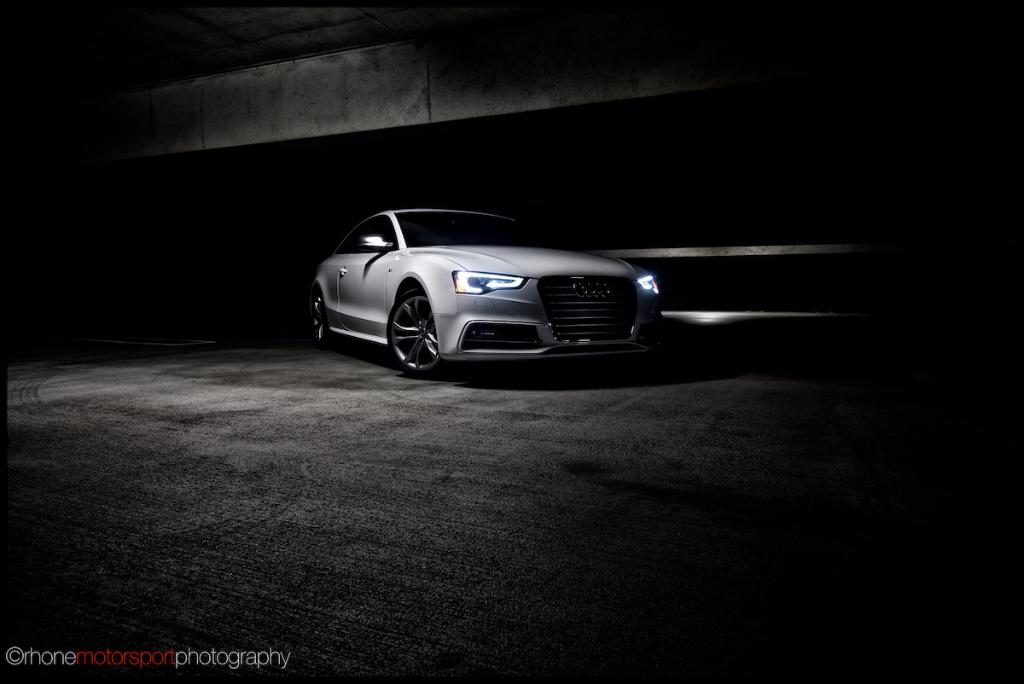 Audi S5, Ibis White, Nikon D700, John Rhone, Rhone Motorsport Photography