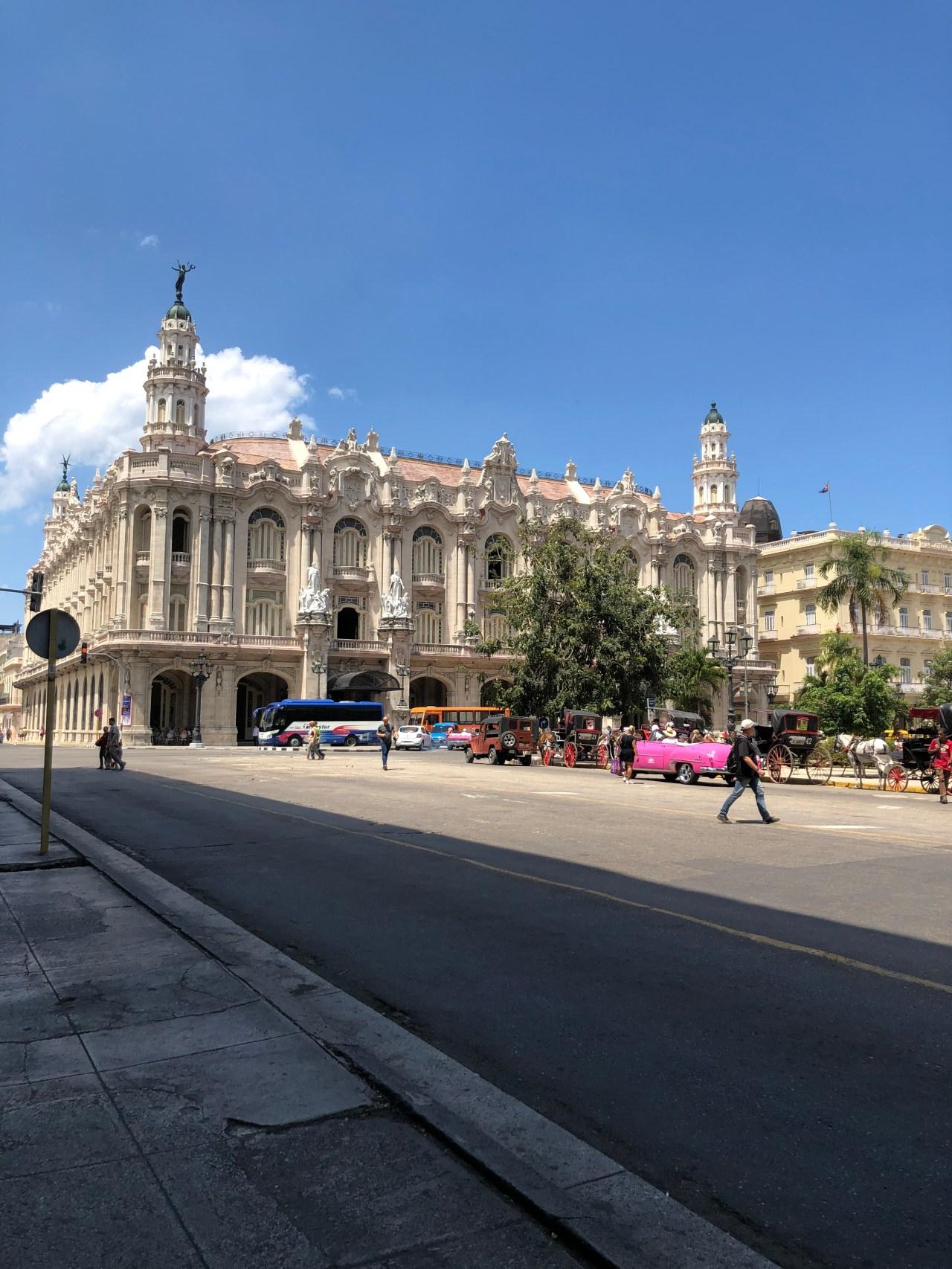 Havana's Opera House