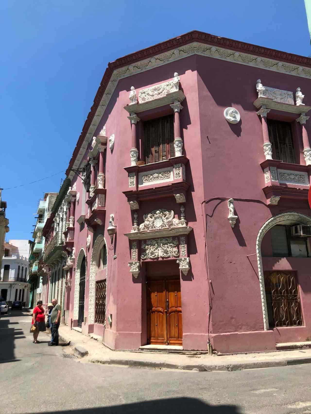 Colourful house Havana