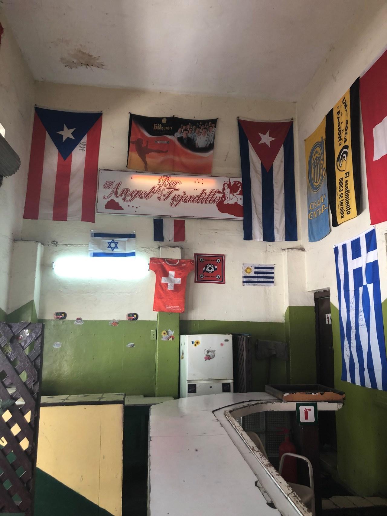 Bar El Angel de Tejadillo