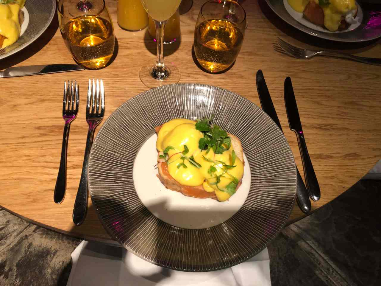 Eggs royale 100 Wardour street