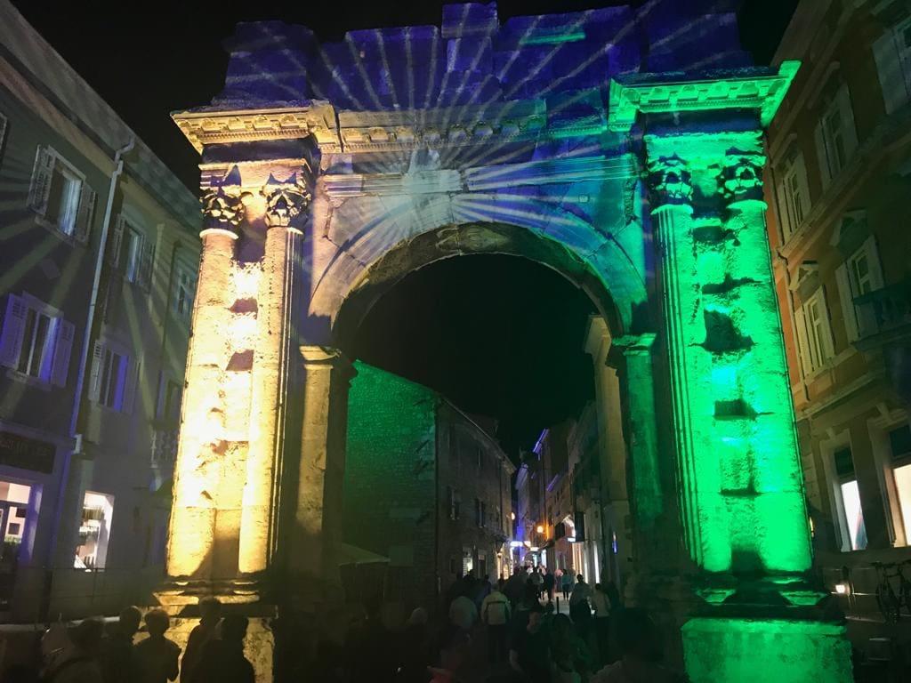 Archway of Sergii