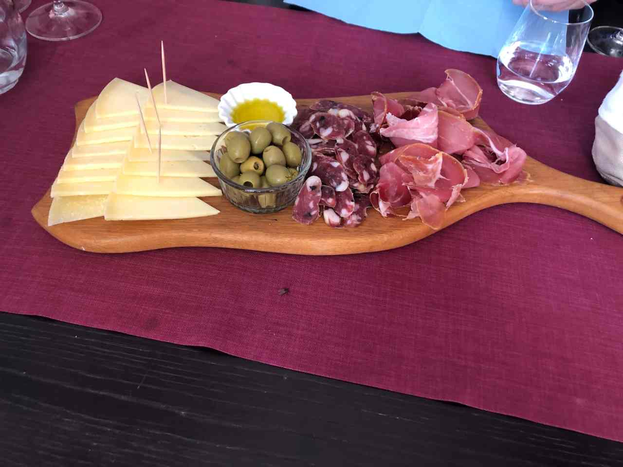 Charcuterie cheese Trapan Wine Station