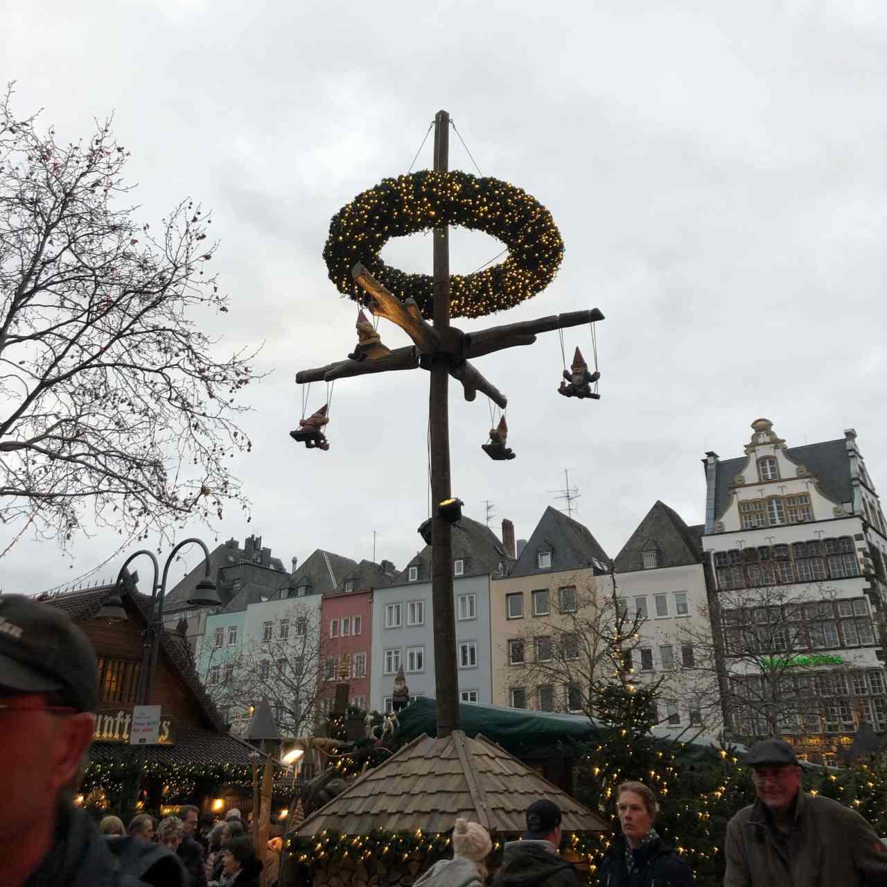 Heinzelmännchen Alter Markt Cologne