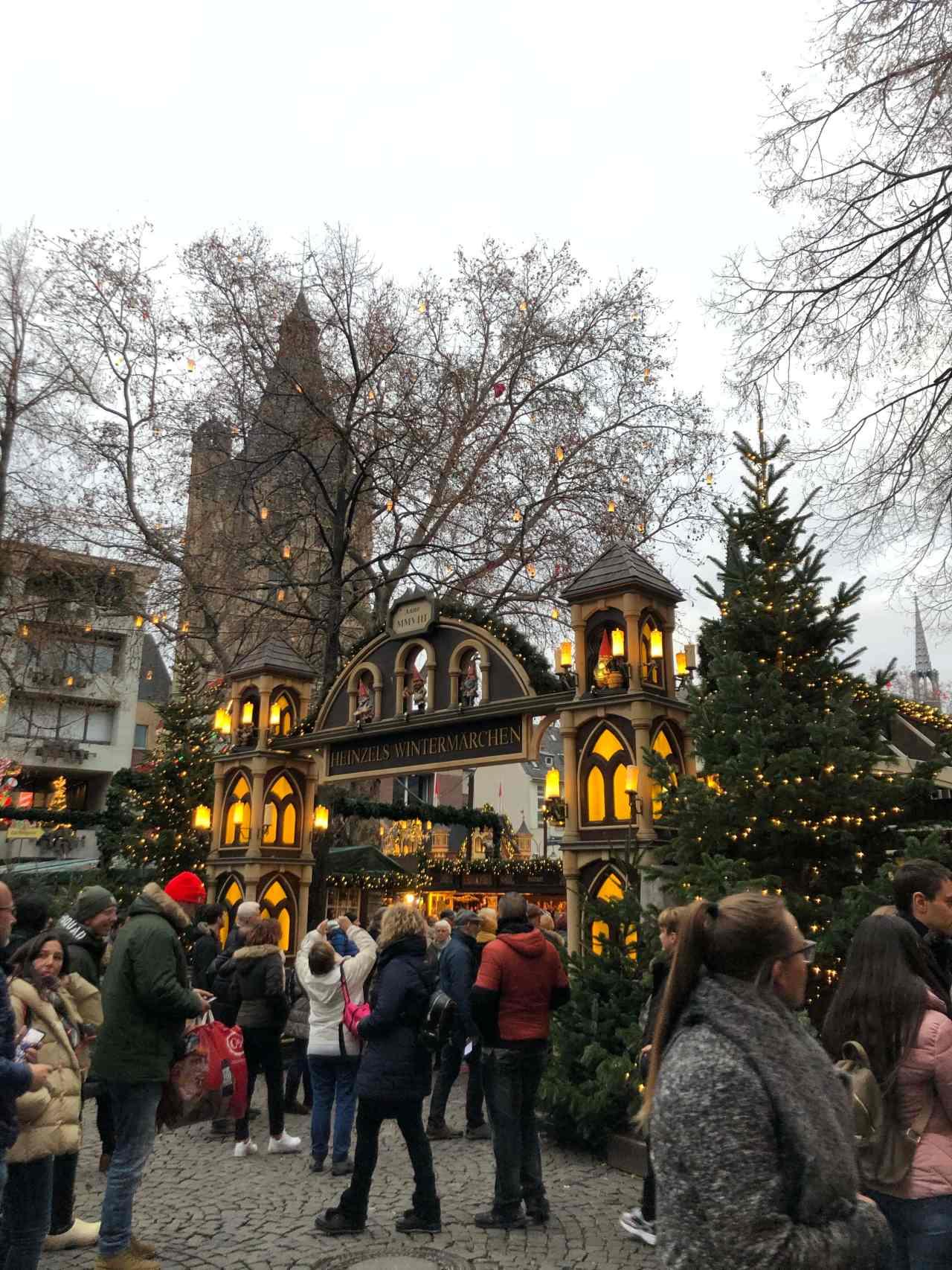 Old market Cologne