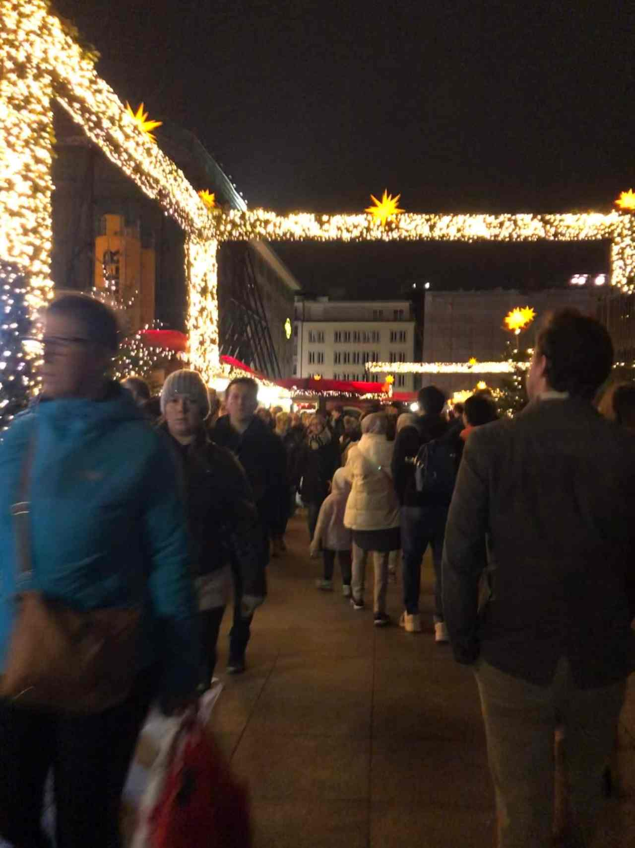 Cathedral market cologne