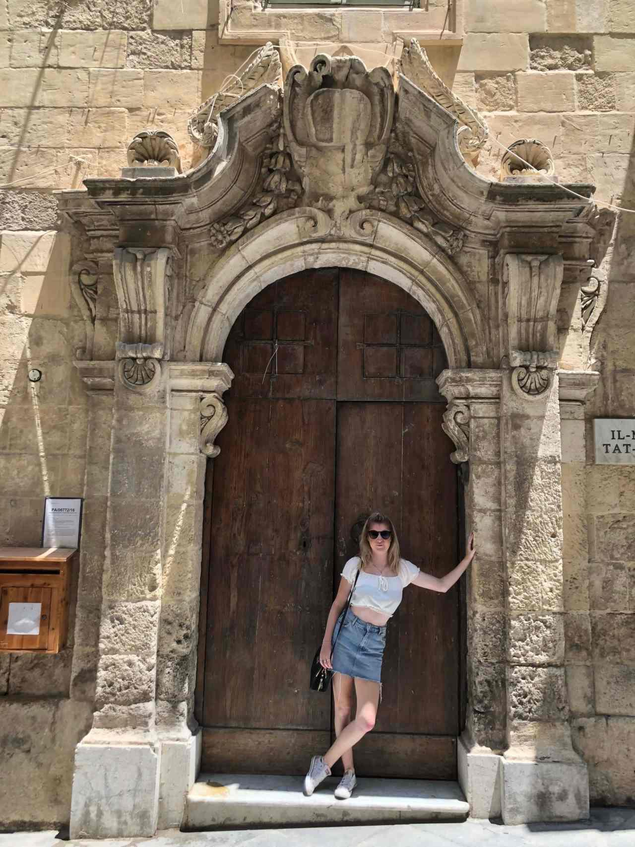 old door valletta