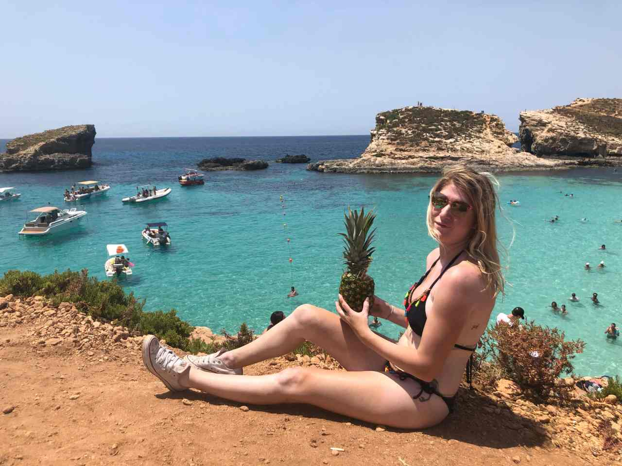 Blue lagoon malta instagram