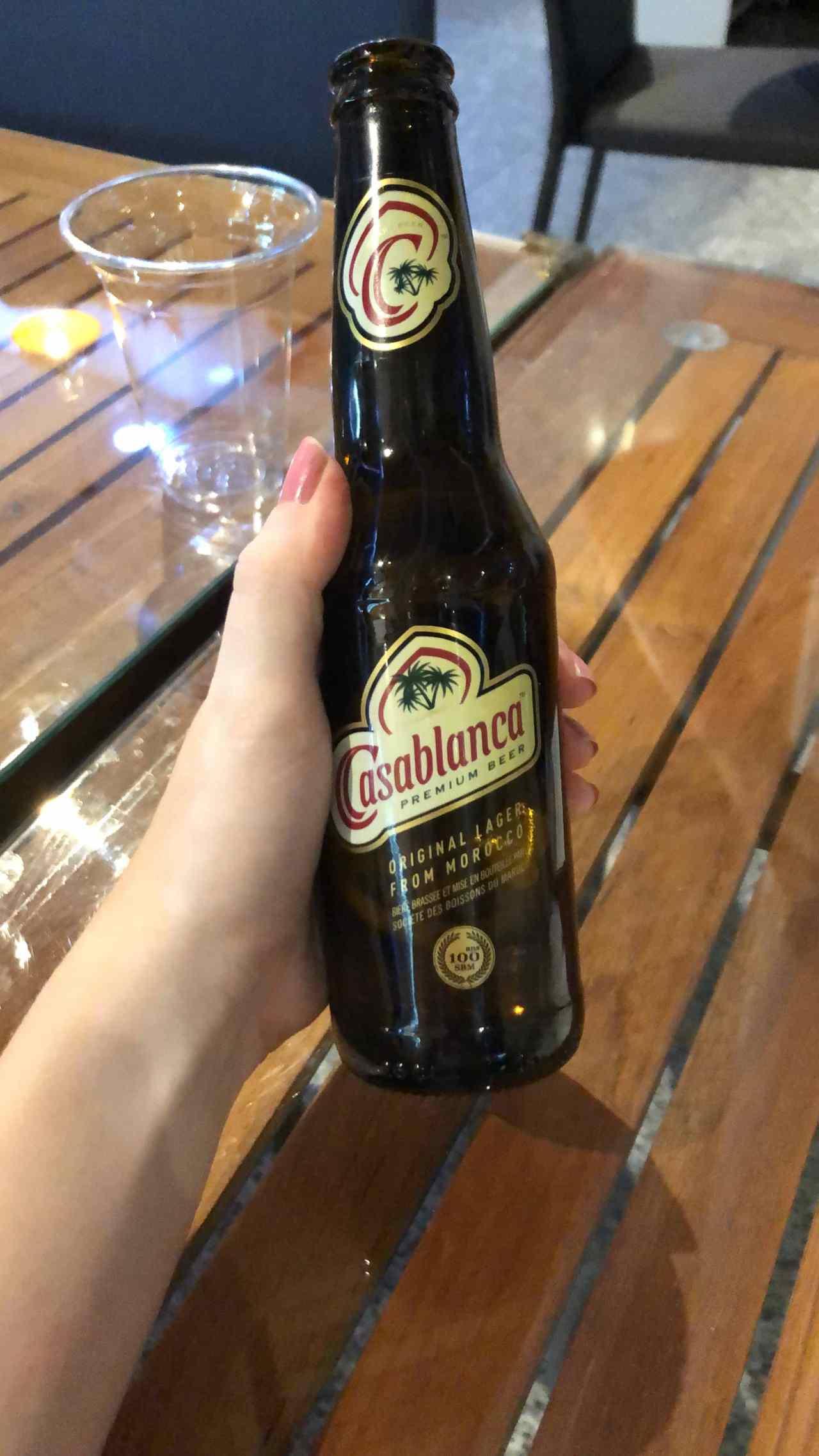 Casablanca beer Morocco