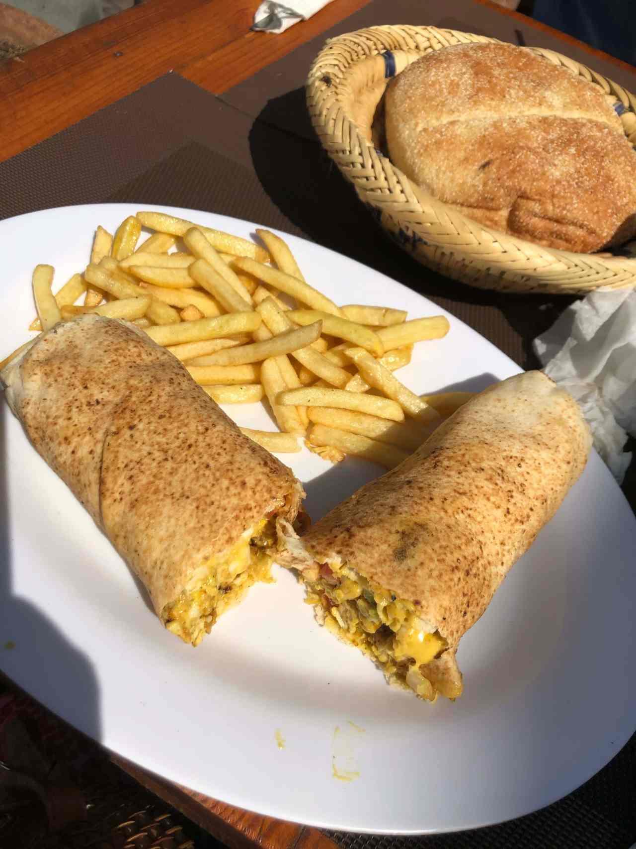 Chicken Shawarma marrakech