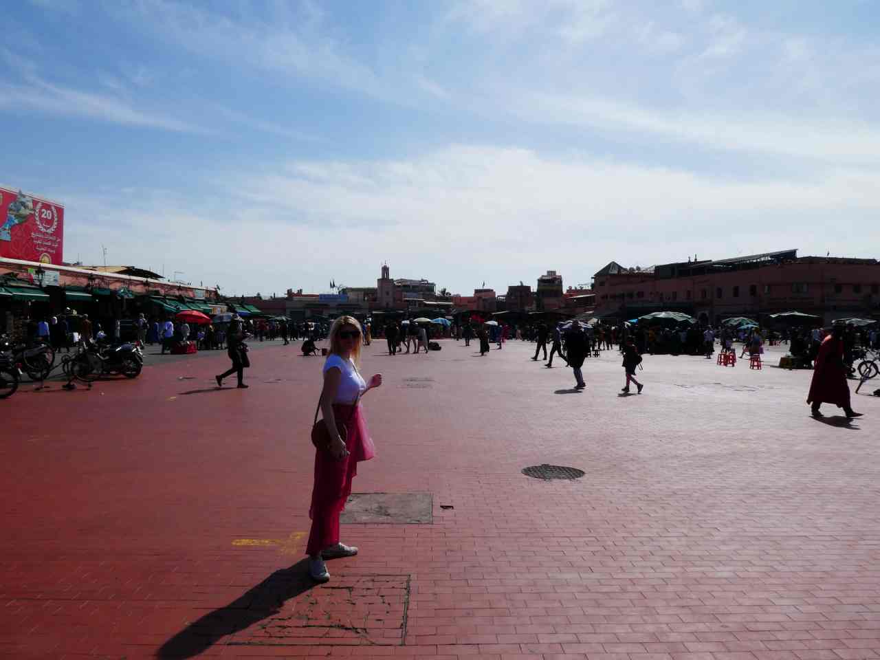 Marrakech main square