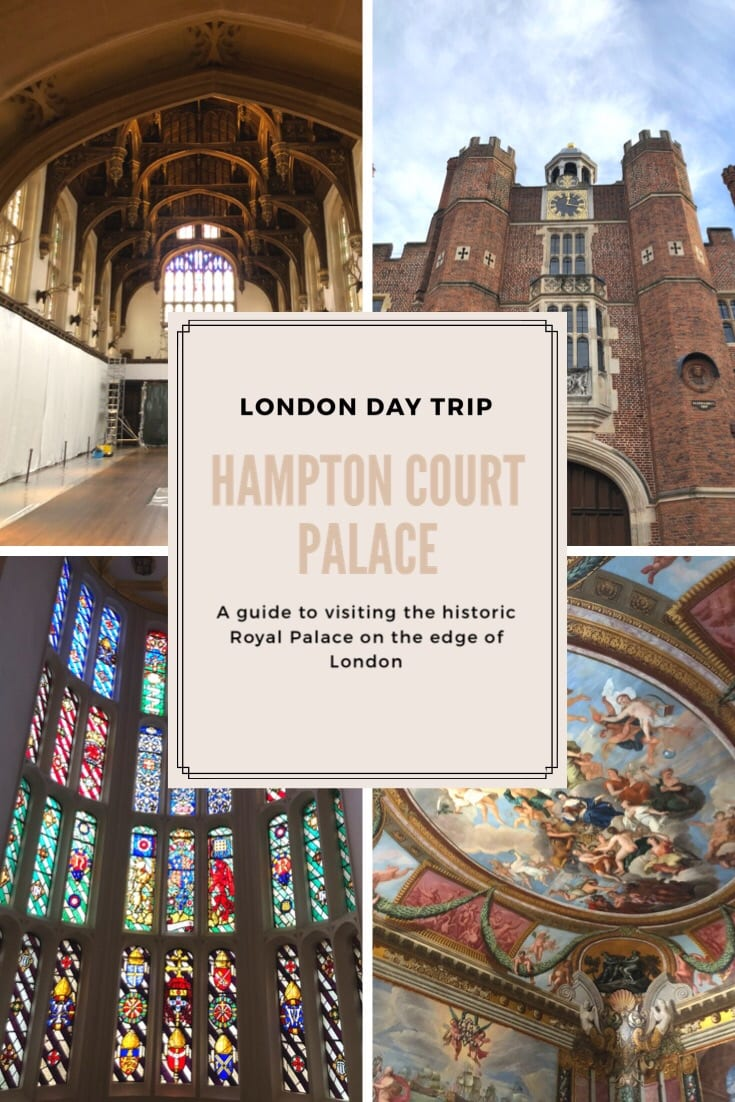 Hampton Court Palace pinterest