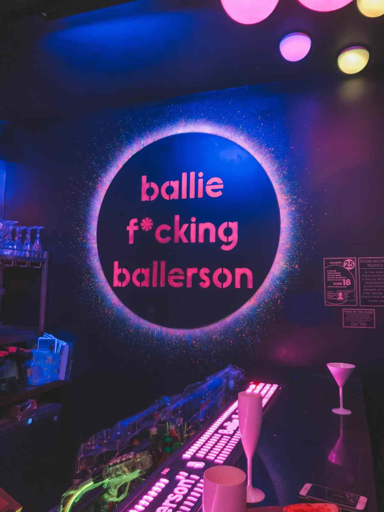 BallieBallerson soho