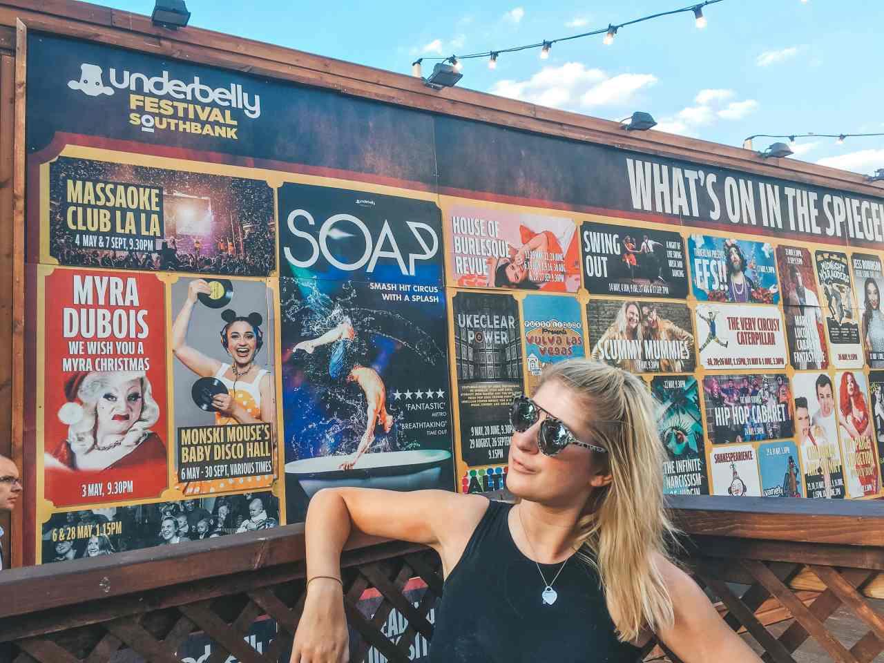 Underbelly festival southbank