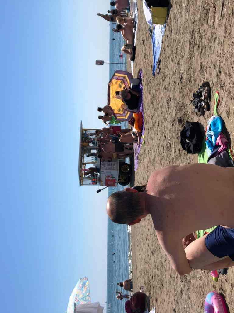 venice beach lido food