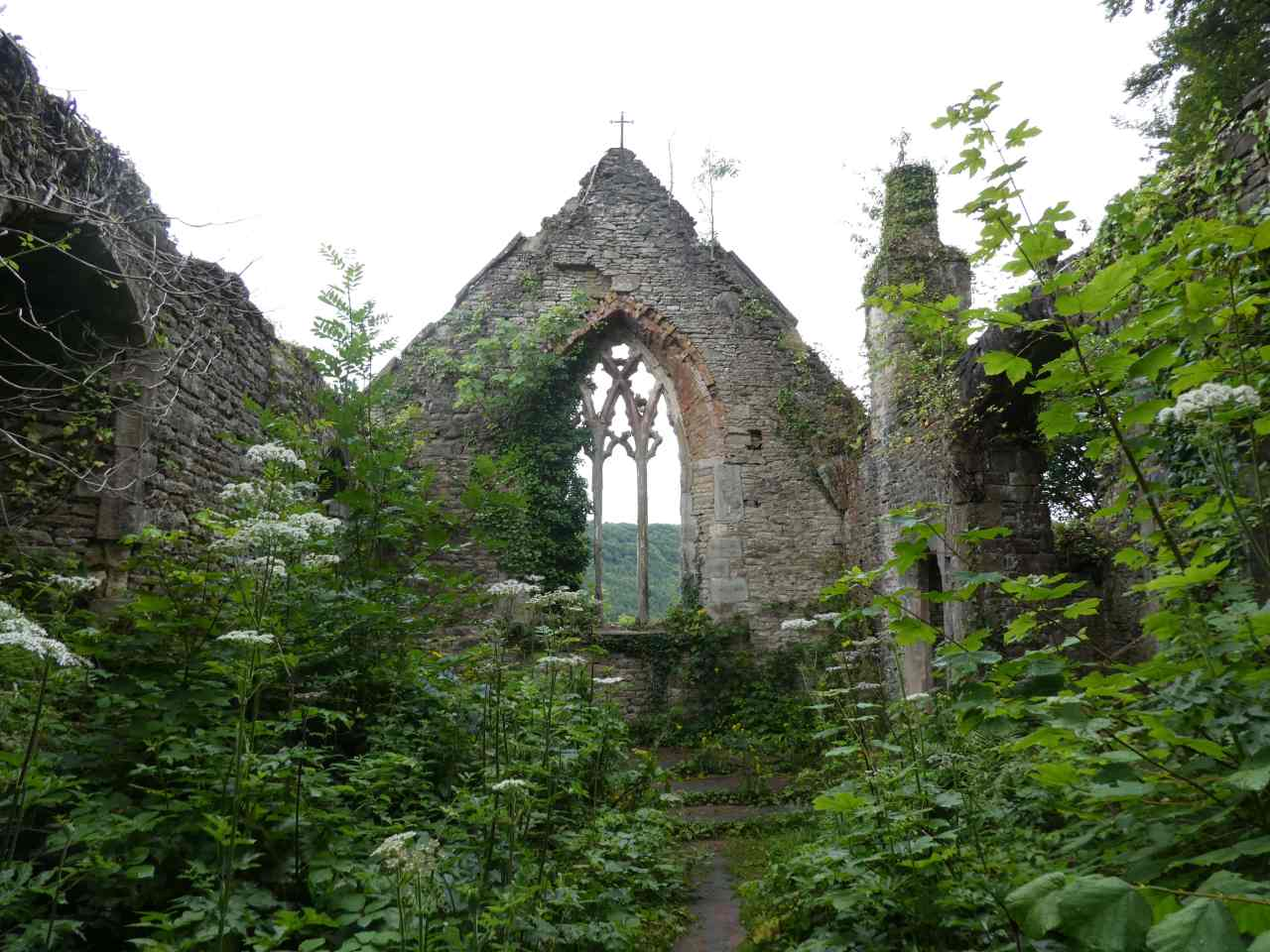 St Mary's Church Tintern