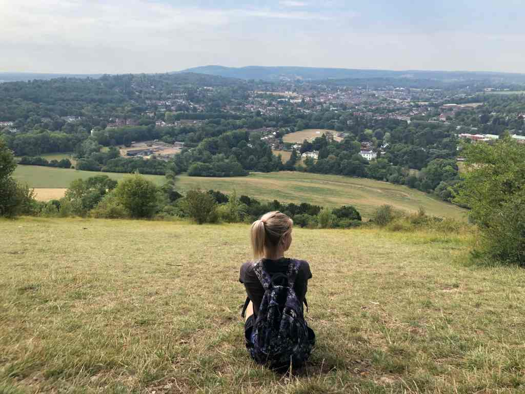 Box Hill Hike surrey hills